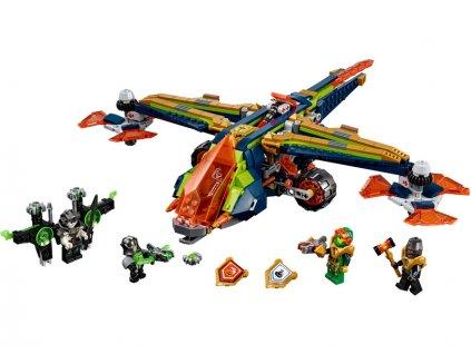 LEGO Nexo Knights - Aaronův samostříl - LEGO72005