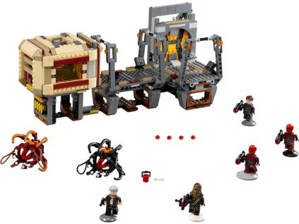 LEGO Star Wars - Rathtarův útěk - LEGO75180