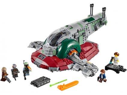 LEGO Star Wars - Slave I – edice k 20. výročí - LEGO75243
