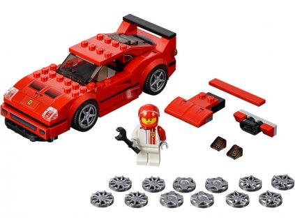 LEGO Speed Champions - Ferrari F40 Competizione - LEGO75890