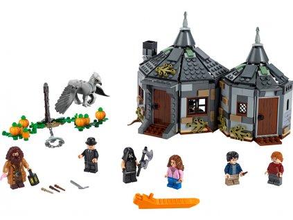 LEGO Harry Potter - Hagridova bouda: Záchrana Klofana - LEGO75947