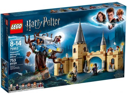 LEGO Harry Potter - Bradavická vrba mlátička - LEGO75953