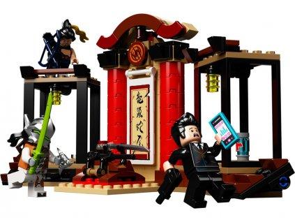 LEGO Overwatch - Hanzo vs. Genji - LEGO75971