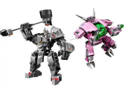LEGO Overwatch - D.Va a Reinhardt - LEGO75973