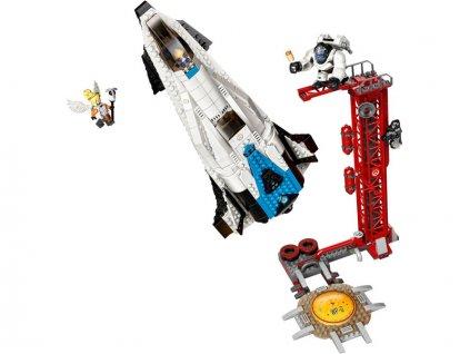 LEGO Overwatch - Watchpoint: Gibraltar - LEGO75975