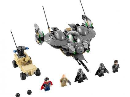 LEGO Super Heroes - Superman: Bitva o Smallville - LEGO76003