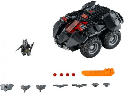 LEGO Super Heroes - Batmobil ovládaný aplikací - LEGO76112