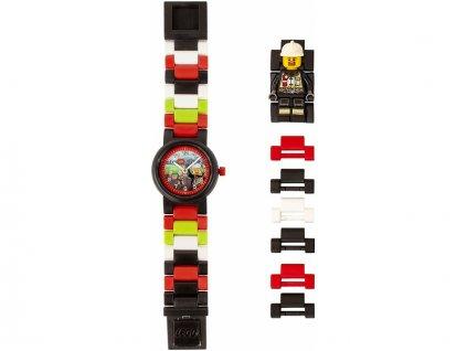LEGO hodinky - City Fire fighter - LEGO8021209