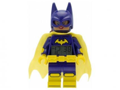 LEGO hodiny s budíkem - Batman Movie Batgirl - LEGO9009334