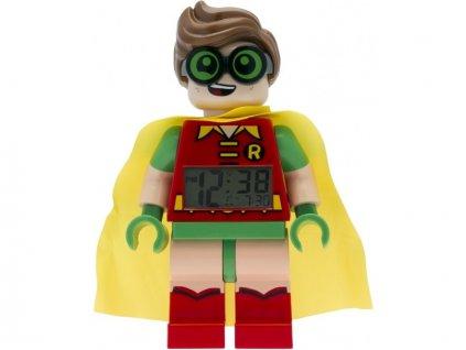 LEGO hodiny s budíkem - Batman Movie Robin