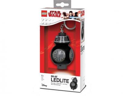 LEGO svítící klíčenka - Star Wars BB-9E - LGL-KE112