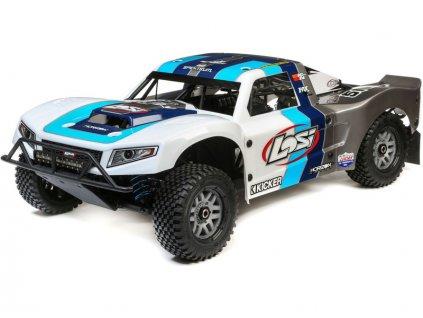 Losi 5ive-T 2.0 1:5 4WD SCT BND modrá - LOS05014T1