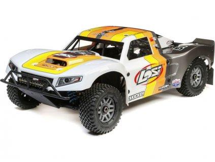 Losi 5ive-T 2.0 1:5 4WD SCT BND oranžová - LOS05014T2
