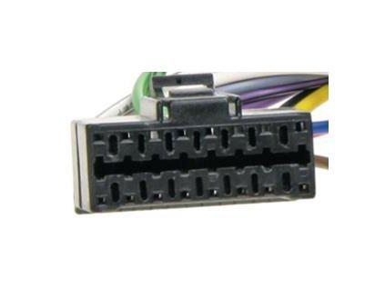 Kabel pro PANASONIC 16-pin / ISO - pc3-487