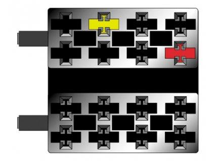 x Tel-mute UNI pro přenos zvuku z HF do repro - 06-050