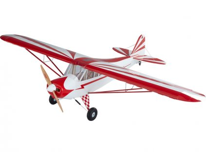 Sport Cub Clipped Wing 1:4 2.5m ARF bílý - NA8712A