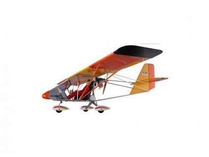 Aerosport 103 1:3 2.4m ARF žlutý - NA8713A