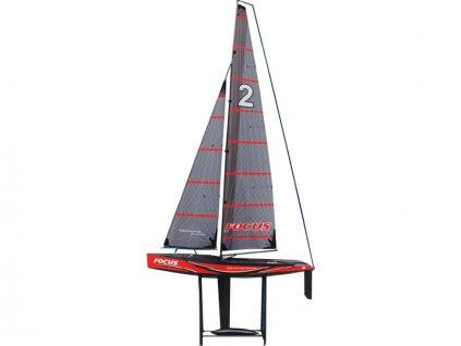 Focus V2 1m plachetnice 2.4GHz RTR - RB-JS-8812