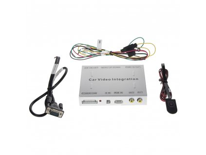 Univerzální převodník kompozitního videosignálu do RGB linky - miuni03