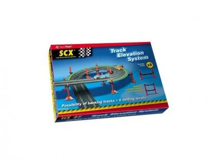 SCX Sada stavitelných podpěr dráhy (6) - SCX88280