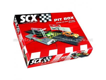 SCX Pit Box - SCX88750