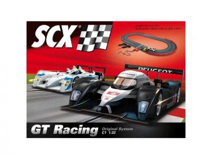 SCX C1 GT Racing 3.5m - SCXA10111X500