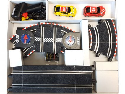 SCX Compact Crazy Race 5m - SCXC10125X500