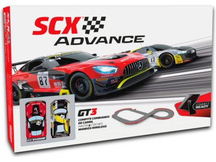 SCX Advance GT3 - SCXE10283X500