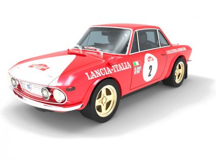 SCX Advance Lancia Fulvia 1.6 HF San Remo 72 - SCXE10286X300