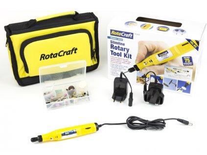 Rotacraft vrtací frézka RC200X se 60 nástroji - SH-RC200X