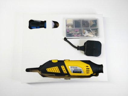 Rotacraft vrtací frézka RC250X se 100 nástroji