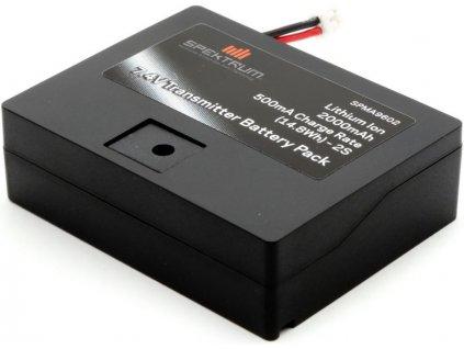 Spektrum baterie vysílače LiIon 7.4V 2000mAh - SPMA9602