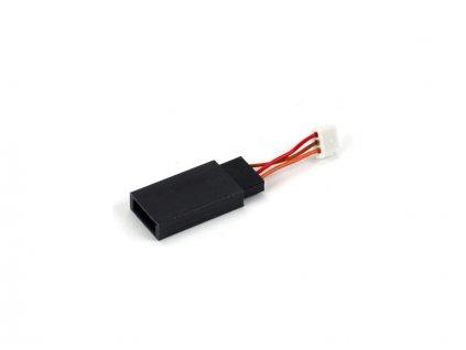 Spektrum konverzní kabel JR / JST-ZHR 2.5cm - SPMAJST1UL