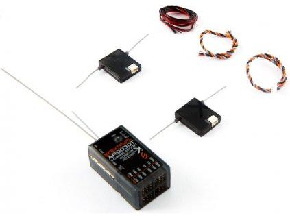 Spektrum přijímač AR9030T DSM2/DSMX 9CH s telemetrií - SPMAR9030T