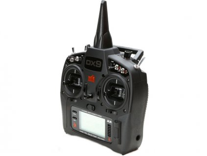 Spektrum DX9 DSMX Black Edition pouze vysílač - SPMR9910EU