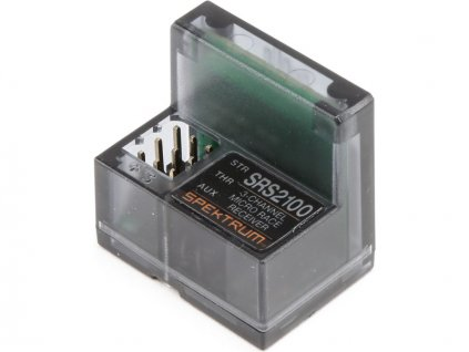 Spektrum přijímač SR2100 DSMR Micro Race - SPMSR2100