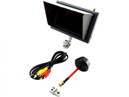 "Spektrum FPV video monitor 4.3"" s DVR - SPMVM435"