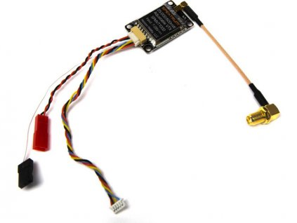 Spektrum FPV vysílač 25mW nastavitelný - SPMVT1000EU