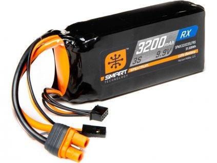 Spektrum Smart LiFe 9.9V 3200mAh Rx IC3 - SPMX32003SLFRX