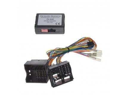Převodník signálu CAN 1.6>2.0 pro RNS-510 s TV free - cbs05