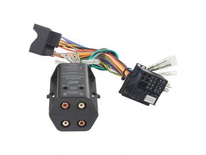 4 kanálová redukce repro/CINCH  - MOST konektor - pc1-611