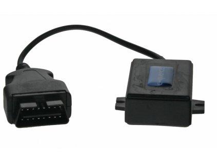 Aktivátor AUX vstupu pro OEM syst. BMW 1 (E87), 3 (E90/91), 5 (E60/61) 08/2007-> - aibmw06