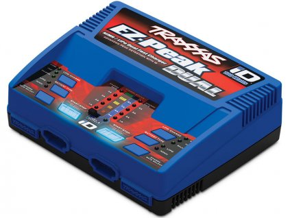 Traxxas nabíječ EZ-Peak Dual 2x50W - TRA2972G
