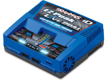 Traxxas nabíječ EZ-Peak Live Dual 2x100W - TRA2973G