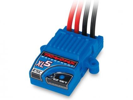 Traxxas stejnosměrný regulátor XL-5 LVD - TRA3018R