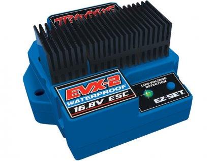 Traxxas stejnosměrný regulátor EVX-2 LVD - TRA3019R