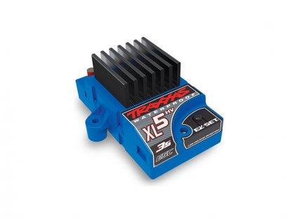 Traxxas Stejnosměrný regulátor XL5 HV - TRA3025