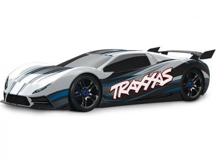 Traxxas XO-1 1:7 TQi BlueTooth RTR bílé - TRA64077-3-WHT