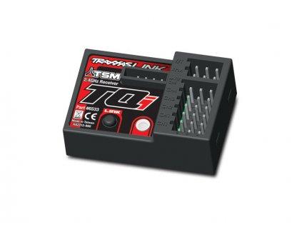 Traxxas přijímač TQi 5 kan. TSM, telemetrie - TRA6533
