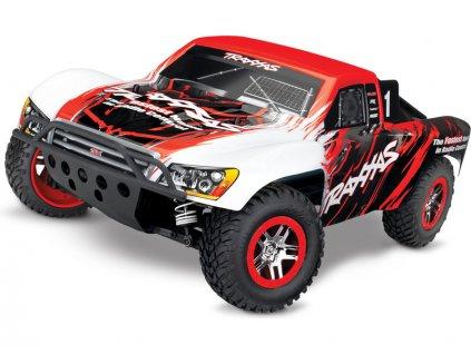 Traxxas Slash 1:10 VXL 4WD TQi RTR červený - TRA68086-4-RED